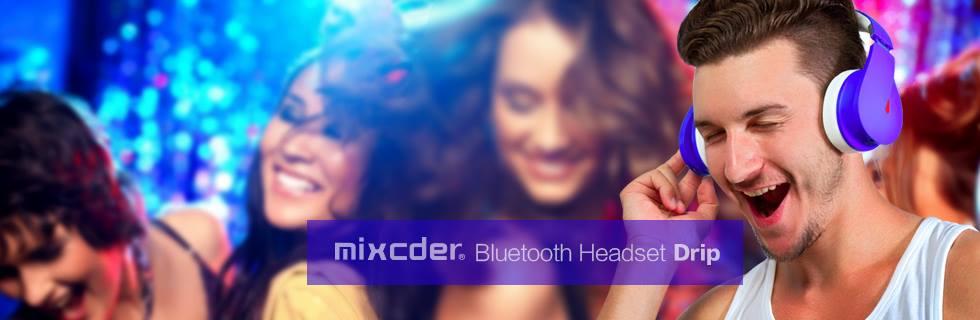 Mixcder Drip Headphones
