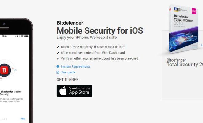 Bitdefender iOS Mobile security
