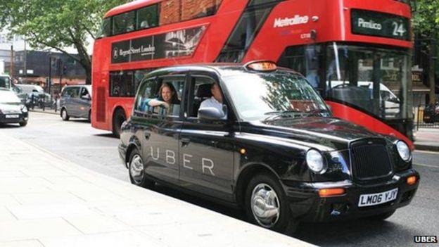 Uber's London Ban